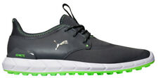 Puma Ignite Spikeless Sport Golf Shoes 189416-05 Smoked Pearl/Green Mens New