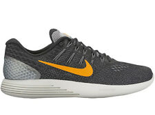 NEW MENS NIKE LUNARGLIDE 8 RUNNING SHOES TRAINERS WOLF GREY / ANTHRACITE / COOL