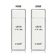 32G 64G Netac Encryption USB Flash Drive External Storage Memory Stick U9T0