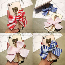 CUTE BOW-KNOT SILM BACK SOFT CASE COVER FOR IPHONE 7 & PLUS / IPHONE 6 & PLUS