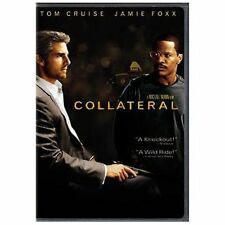 Collateral (Two-Disc Special Edition) DVD Tom Cruise,Jamie Foxx,Jada Pinkett Smi