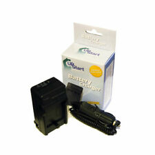 Charger +Car Plug for Nikon Coolpix aw100, Coolpix aw110, aw100, s9500, s8000