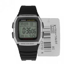W-96H-1A W-96H-1B CASIO CHRONOGRAPH SPORTS ALARM WRIST WATCH