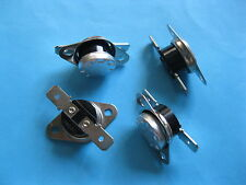 5 pcs Temperature Switch Thermostat 60°C N.O. KSD301 Normal Open