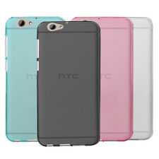 For HTC One A9s TPU Matte Gel skin case cover