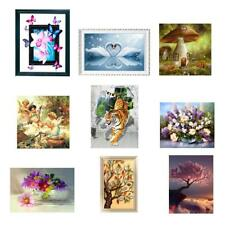 DIY 5D Diamond Painting Embroidery Cross Crafts Stitch Living Room Home Decors