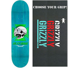 "BAKER SKATEBOARD DECK Riley Hawk Tribute (Assorted ) 8.25"" with GRIZZLY GRIP"