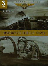 History of the U.S. Navy (DVD, 2011, 3-Disc Set)