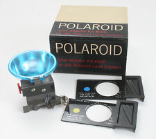 POLAROID COLOR ADAPTER KIT #660 FOR J66 LAND CAMERAS/173302