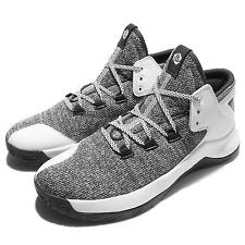 adidas D Rose Menace 2 Derrick Grey White Black Men Basketball Shoes BB8200