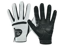 Bionic Relax Grip Golf Glove Black Palm   Right Hand Mens (for LH golfer)