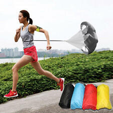 Colors Sport Power Speed Training Resistance Parachute Running Chute Waight