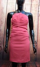 COAST CORAL BREITA BANDEAU DRESS RRP £175 SIZE 14,16,18