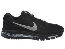 NEW MENS NIKE AIR MAX 2017 RUNNING SHOES TRAINERS BLACK / ANTHRACITE / WHITE