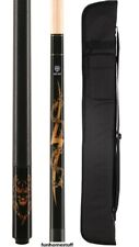MCDERMOTT LUCKY L49 NEW Two-piece Billiard Pool Cue Stick & FREE 1x1 Soft Case