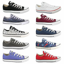 Converse Chucks All Star CT OX Sneaker Trainers Low Shoes Basic Size 36-42