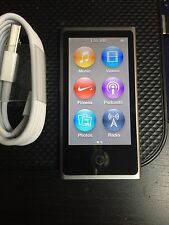 Apple iPod nano 7th Generation Slate (16 GB) Good Condition