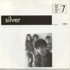 """SILVER (INDIE GROUP) Ten Seconds 7"""" VINYL Singles Club Issue B/W Elephant"""