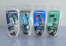 Skullcandy JIB DUB In-Ear Earbud Buds Stereo Earphone Supreme Sound Headphones