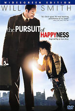 The Pursuit of Happyness (DVD, 2007, Widescreen) WILL SMITH, THANDIE NEWTON