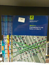 The Open University - Engineering The Future - 9 Books Collection! (ID:41700)