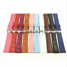 wholesale12~22mm genuine leather SplitLeather Watch band watch strap watch 10pcs