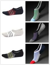 1 Pair New Cotton Blend Mens Sport Crew Ankle Low Cut Casual Socks One Size 6-11
