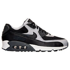 NIKE MENS AIR MAX 90 ESSENTIAL RUNNING BLACK ANTHRACITE SHOES **FREE POST AUST