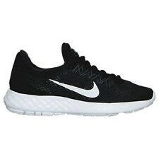 NIKE WOMENS LUNAR SKYELUX RUNNING BLACK WHITE SHOES **FREE POST AUSTRALIA