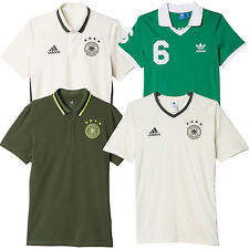 adidas Performance DFB Staff Anthem-Polo Germany European Football Championship