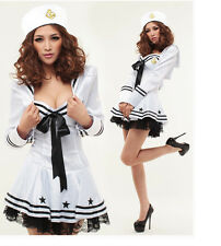 Womens Swashbuckler Wench Girl Sexy Pirate Costume Adult Halloween Fancy Dress