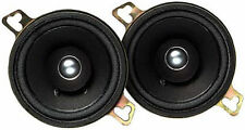 "Kenwood KFC-835C 3.5"" 2-Way 80 Watt 4-Ohm Dual Cone Car Audio Speakers KFC835C"