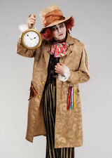The Mad Hatter Style Fancy Dress Costume