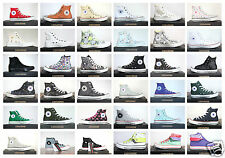 New All Star Converse Chucks Hi Canvas Ladies Men's Sneakers many models
