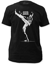 David Bowie - Man Who Sold the World Black T-Shirt - BRAND NEW - Official