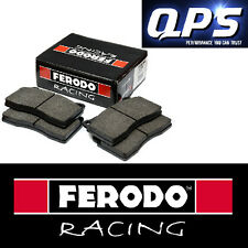 PEUGEOT 306 1.6 i Ferodo DS2500 Front Brake Pads 1995-09-01- 1997-02-0(Choice 3)