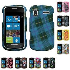 For Samsung Focus i917 Design Snap-On Hard Case Phone Cover