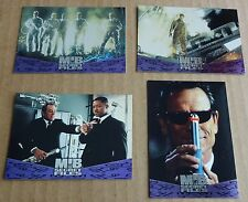 """SELECTION OF MEN IN BLACK (MIB) TRADING CARDS """"SINGLE SECRET FILES CHASE CARDS"""""""