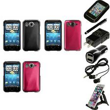 For HTC Inspire 4G Aluminum Armor Cosmo Slim Hard Case Phone Cover Accessories