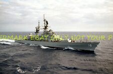 USS LEAHY CG 16 Photo USN NAVY Military Cruiser CG-16 8X12 10X14 11X14 8X10 VET