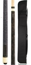 GRAY MCDERMOTT LUCKY L8 Two-piece Billiard Pool Cue Stick & FREE 1x1 Soft Case