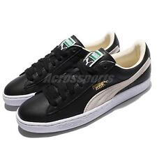 Puma Basket Classic Black White Mens Casual Shoes Sneakers Trainers 351912-02