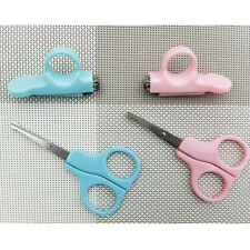 Child Baby Infant Finger Toe Nail Clipper Scissor Cutter Safety Manicure Set