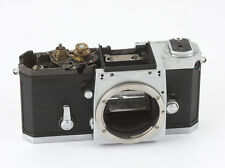 NIKON F BODY, FOR PARTS, NON-WORKING, INCOMPLETE, SOLD AS-IS/192757
