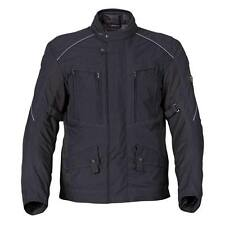 Triumph Phantom Mens Black Textile Motorcycle Jacket NEW RRP £225!!