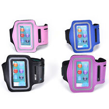 Fine Sport Running Gym Soft Armband Cover Case for iPod Nano 7th Generation HU
