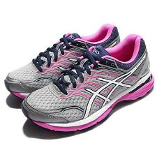Asics GT-2000 5 D Wide Silver Pink Women Running Shoes Sneakers T758N-9601