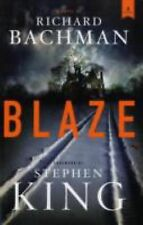 Blaze by Richard Bachman (2007, Hardcover)     Foreword by Stephen King