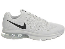 NEW MENS NIKE AIR MAX EXCELLERATE 5 RUNNING SHOES TRAINERS PURE PLATINUM / BLACK