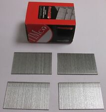 FIRMAHOLD STRAIGHT 16G GALV BRAD NAILS PINS FITS PASLODE IM250 IM65 DC616 2ND